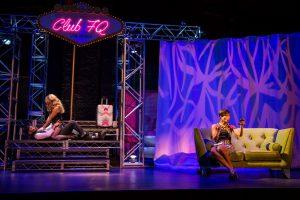 Cedric Berry (Ron, The Fairy King), Alexandra Martinez (Dancer/Helena) and Kimberly E. Jones (Tanya, The Fairy Queen)