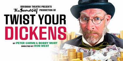 Post image for Chicago Theater Review: TWIST YOUR DICKENS (The Second City at the Goodman)