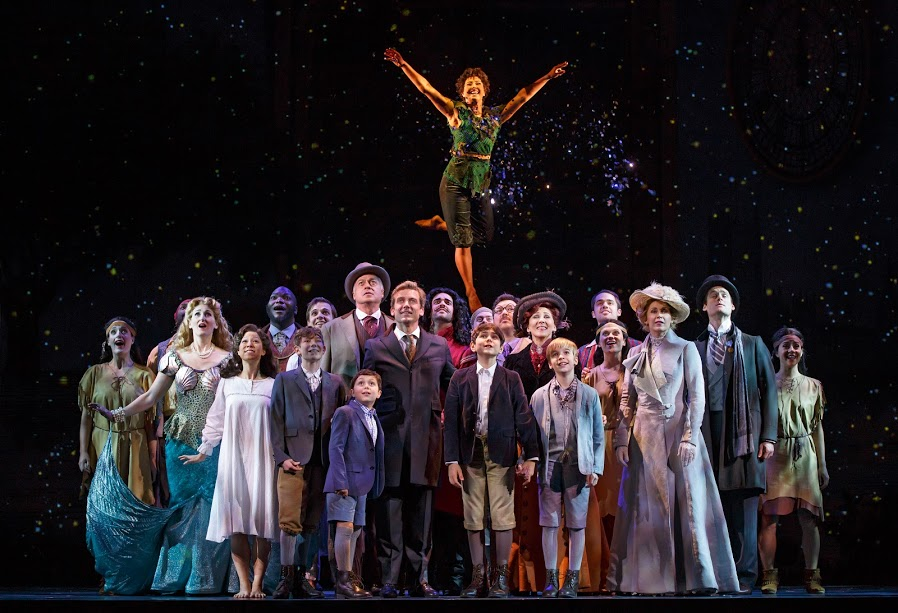 Theater Review: FINDING NEVERLAND (National Tour)