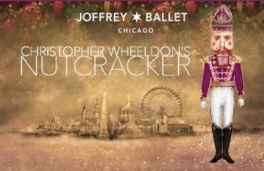 Post image for Chicago Dance Review: Christopher Wheeldon's THE NUTCRACKER (The Joffrey Ballet)