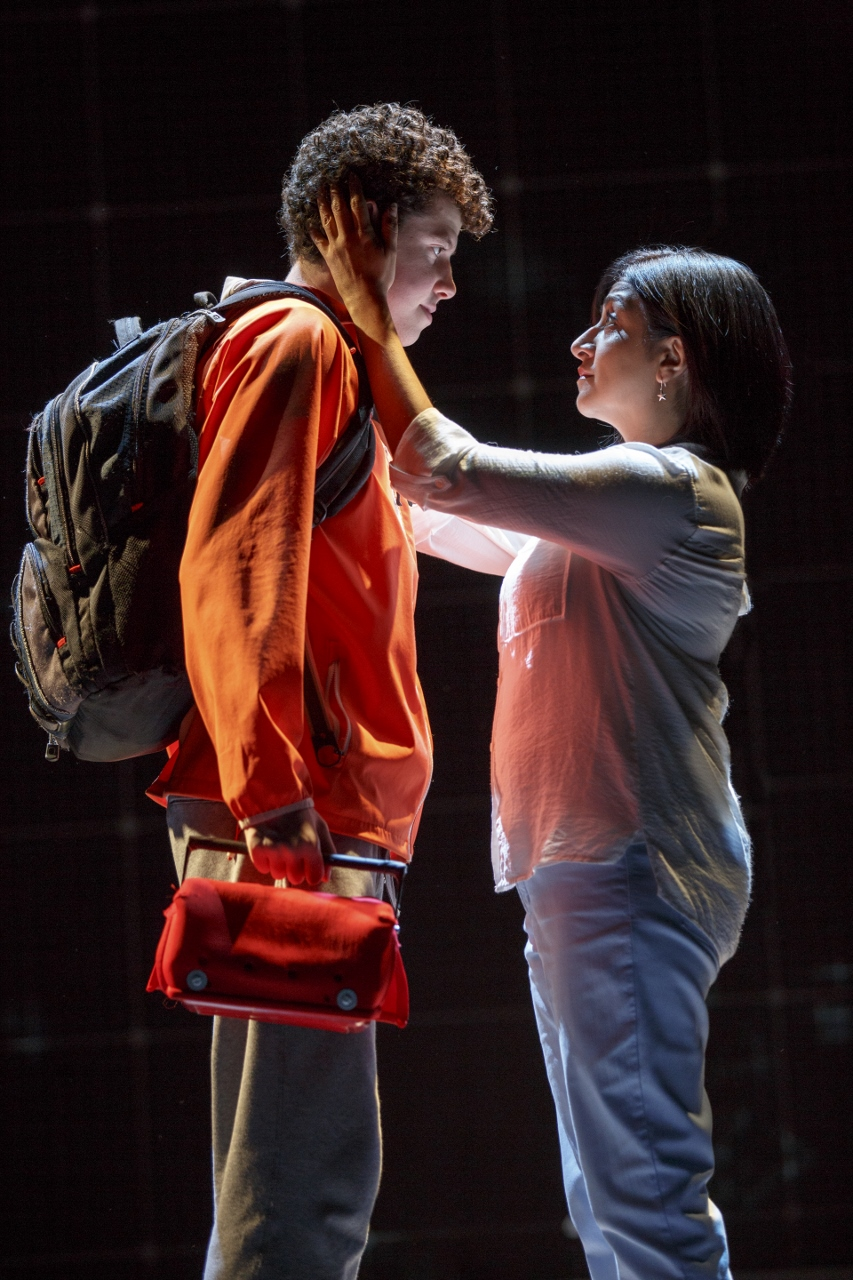 Theater Review The Curious Incident Of The Dog In The Nighttime  Theater Review The Curious Incident Of The Dog In The Nighttime North  American Tour Cover Letter Service also High School Personal Statement Sample Essays  Essay Writing Scholarships For High School Students