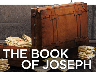 Post image for Chicago Theater Review: THE BOOK OF JOSEPH (Chicago Shakespeare)