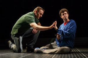 Gene-Gillette-as-Ed-and-Adam-Langdon-as-Christopher-Boone-in-the-touring-production-of-The-Curious-Incident-of-the-Dog-in-the-Night-Time.