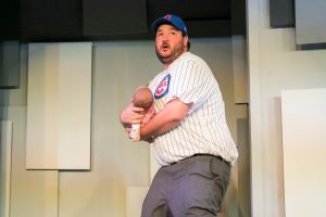 Paul-Jurewicz in Second City Mainstage. The Winner of our Discontent