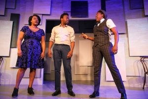 Rashawn-Nadine-Scott-Martin-Morrow-Shantira-Jackson in The Second City's Mainstage 105th Revue The Winner of our Discontent