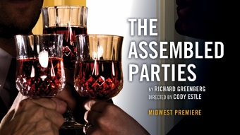 Post image for Chicago Theater Review: THE ASSEMBLED PARTIES (Raven Theatre)
