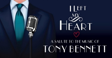 Post image for Chicago Theater Review: I LEFT MY HEART: A SALUTE TO THE MUSIC OF TONY BENNETT (Mercury Theater)