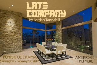 Post image for Los Angeles Theater Review: LATE COMPANY (Theatre 40 in Beverly Hills)