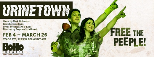 Post image for Chicago Theater Review: URINETOWN (BoHo Theatre)