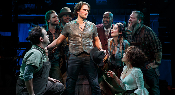 A Recent 40th Anniversary Off Broadway Hit Revival May Point To The Reason That Robber Bridegroom Flopped In 1976 It S Chamber Musical With