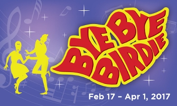 Post image for Los Angeles Theater Review: BYE BYE BIRDIE (Glendale Centre Theatre)