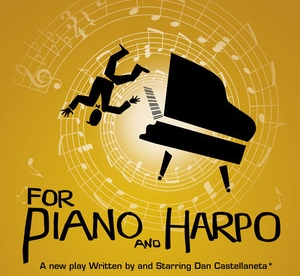 Post image for Los Angeles Theater Review: FOR PIANO AND HARPO (Falcon Theatre in Burbank)