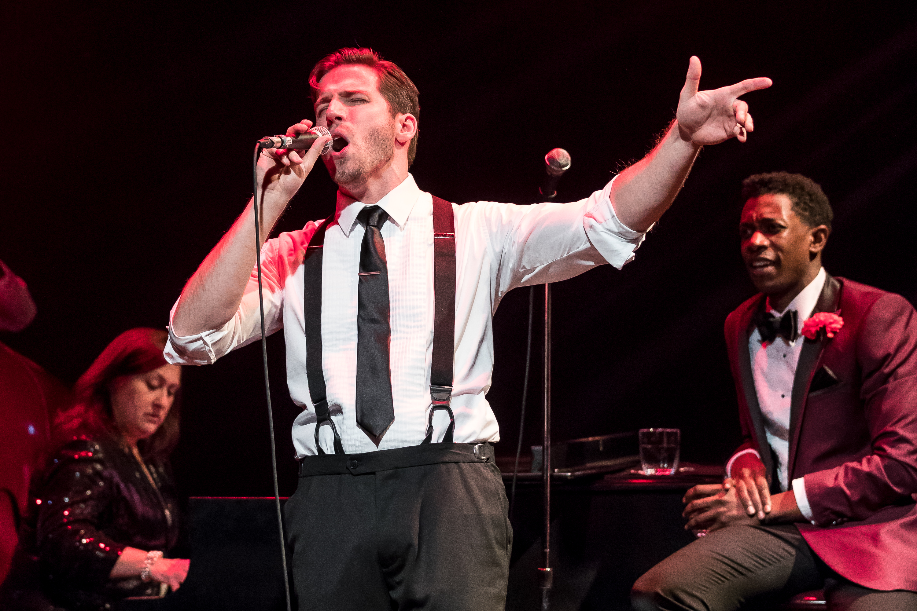 Theater Review: I LEFT MY HEART: A SALUTE TO THE MUSIC OF