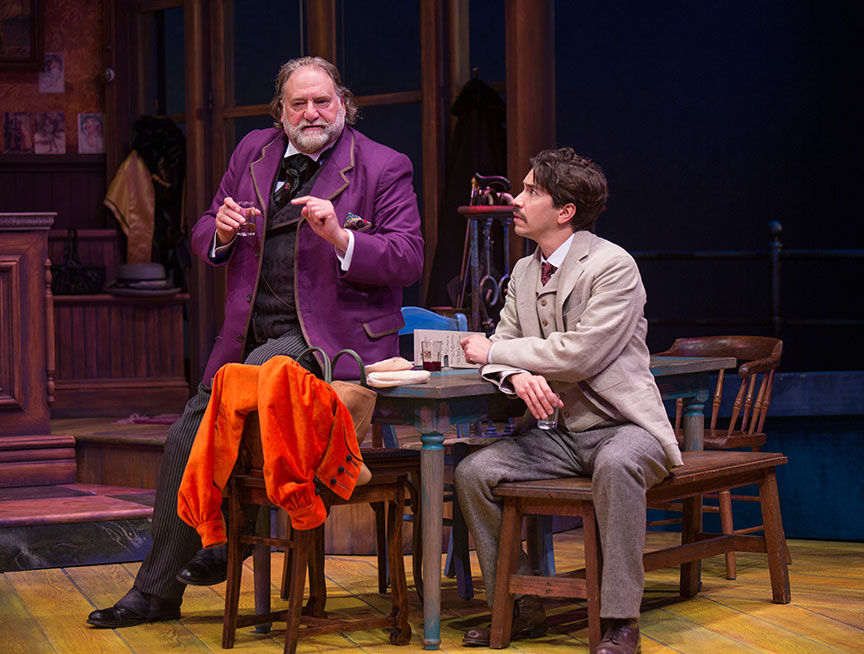 critique of picasso at the lapin Come along to a must-see performance of picasso at the lapin agile at  the  new york outer critics' award for best play and best playwright.