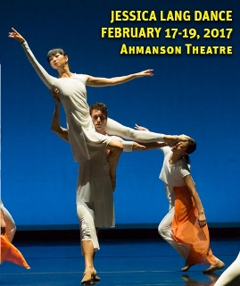 Post image for Los Angeles Dance Preview: JESSICA LANG DANCE (The Music Center's Ahmanson Theatre)