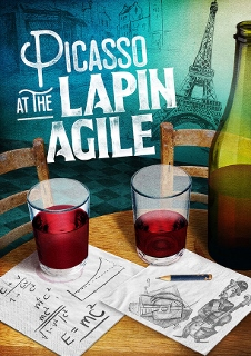 Post image for San Diego Theater Review: PICASSO AT THE LAPIN AGILE (The Old Globe)