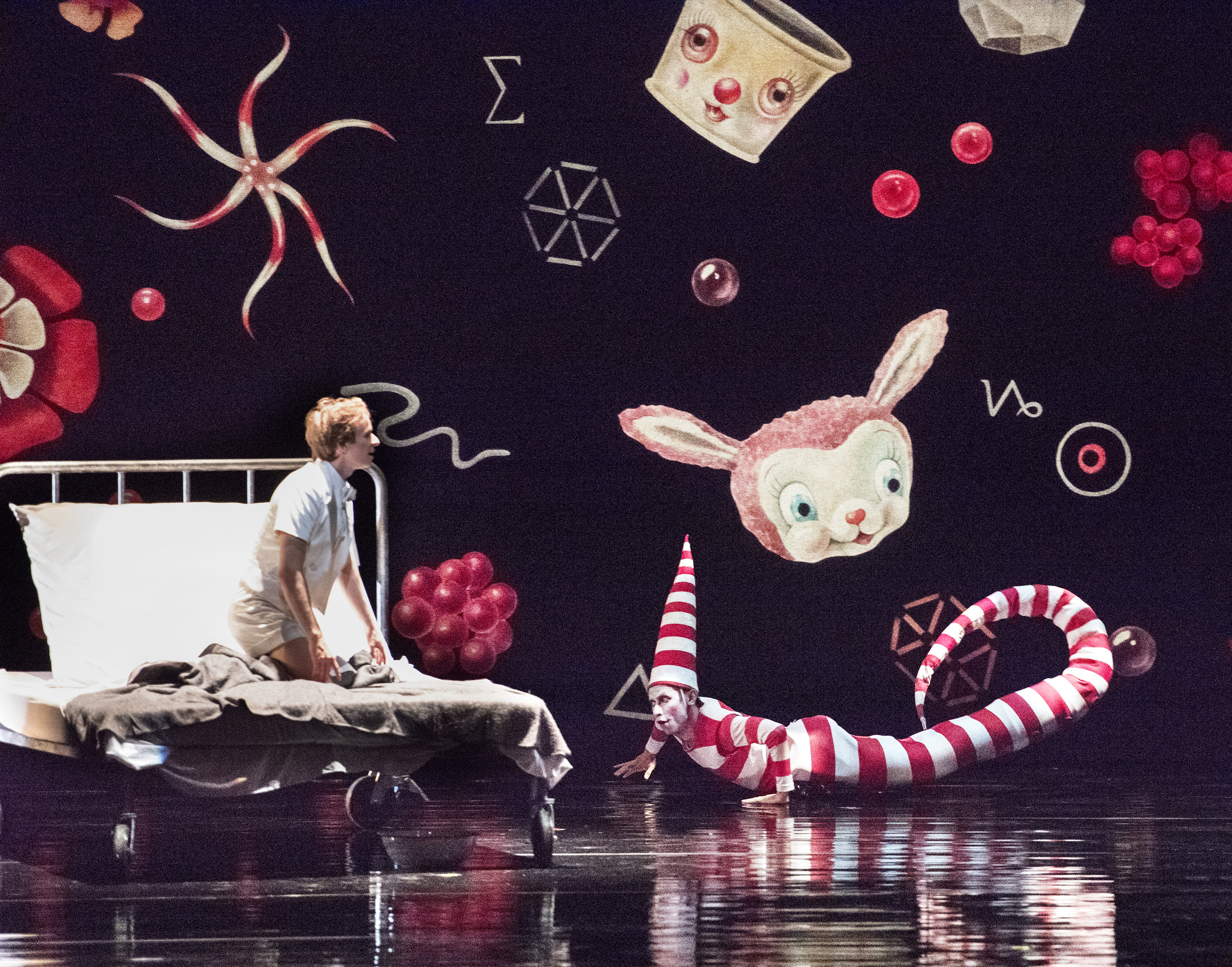 Dance Review WHIPPED CREAM American Ballet Theatre World