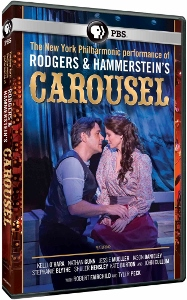 Post image for DVD Review: CAROUSEL (Live From Lincoln Center)