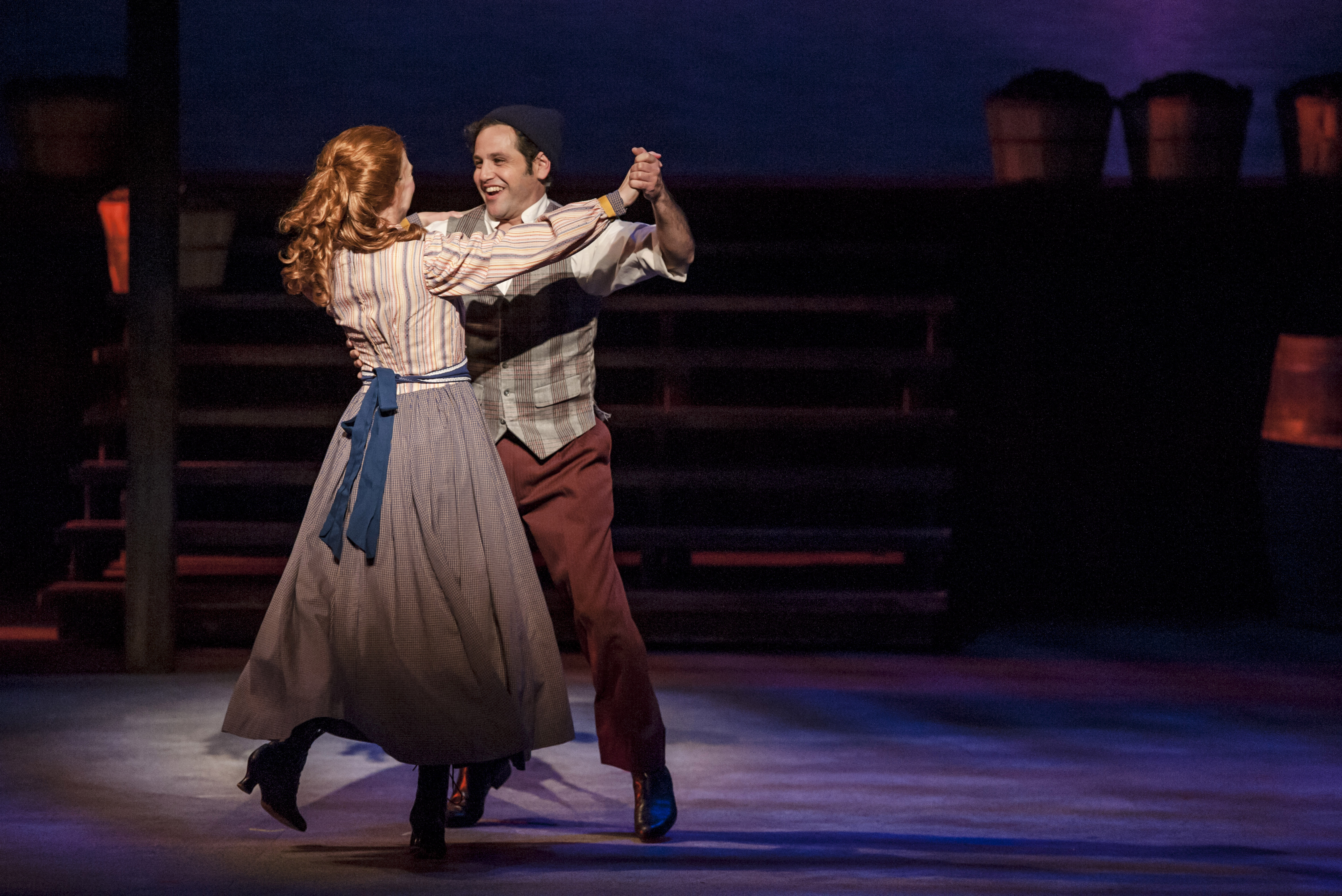 los angeles theater photo preview  carousel  musical theatre west in long beach