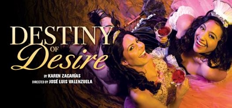 Post image for Chicago Theater Review: DESTINY OF DESIRE (Goodman Theatre)