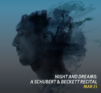 Post image for Los Angeles Music & Theater Preview: NIGHT AND DREAMS: A SCHUBERT AND BECKETT RECITAL (Disney Hall)