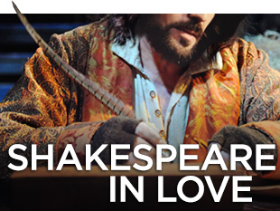 Post image for Chicago Theater Review: SHAKESPEARE IN LOVE (Chicago Shakespeare)
