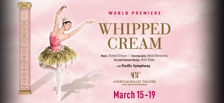 Post image for Dance Review: WHIPPED CREAM (American Ballet Theatre World Premiere)