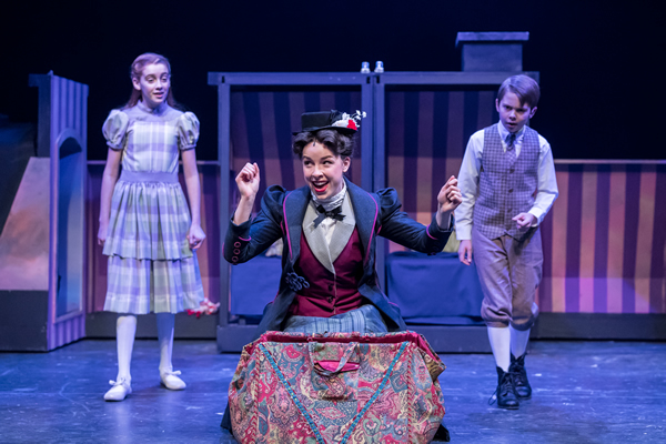 Theater Review Mary Poppins Mercury Theater Chicago