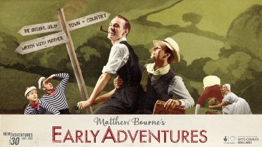 Post image for Los Angeles Dance Preview: MATTHEW BOURNE'S EARLY ADVENTURES (The Wallis in Beverly Hills)