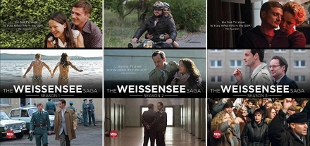 Post image for DVD Review: THE WEISSENSEE SAGA (German Television Series on MHz Releasing)