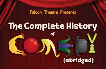Post image for Los Angeles Theater Review: THE COMPLETE HISTORY OF COMEDY [ABRIDGED] (Falcon Theatre in Burbank)
