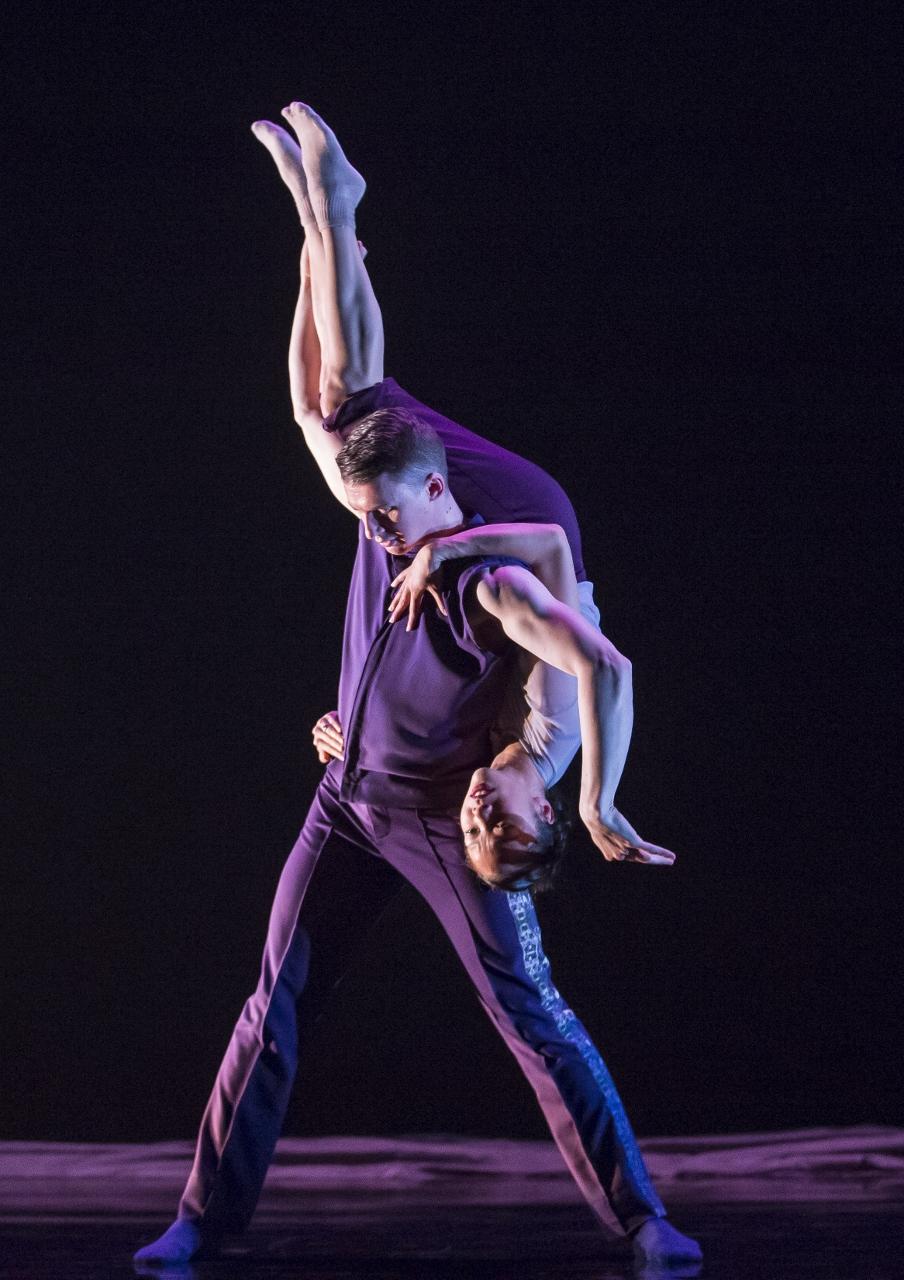 Dance Review: DANC(E)V...