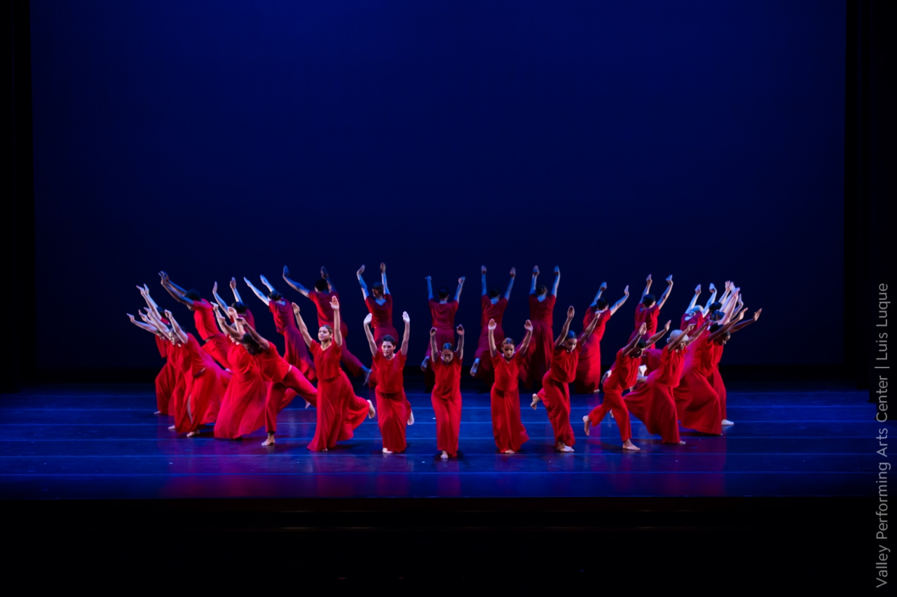 Dance Review: MARTHA GRAHAM AND AMERICAN MUSIC (Valley Performing