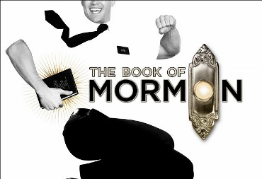 Post image for Theater Review: THE BOOK OF MORMON (National Tour reviewed at Hollywood Pantages Theatre)