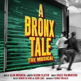 Post image for CD Review: A BRONX TALE (Original Broadway Cast on Ghostlight Records)