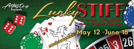 Post image for Los Angeles Theater Review: LUCKY STIFF (Actors Co-op in Hollywood)