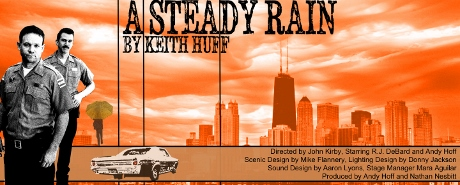 Post image for Los Angeles Theater Review: A STEADY RAIN (John Kirby Studio)