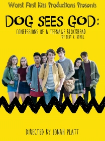 Post image for Los Angeles Theater Review: DOG SEES GOD: CONFESSIONS OF A TEENAGE BLOCKHEAD (Worst First Kiss Productions at the McCadden Place Theatre)