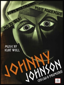 Post image for Chicago Theater Review: JOHNNY JOHNSON (Chicago Folks Operetta)