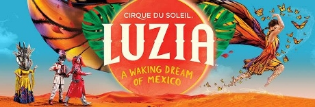 Post image for Theater Review: LUZIA (Cirque du Soleil on tour)