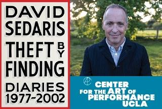 Post image for Tour Preview: DAVID SEDARIS (Royce Hall at UCLA)