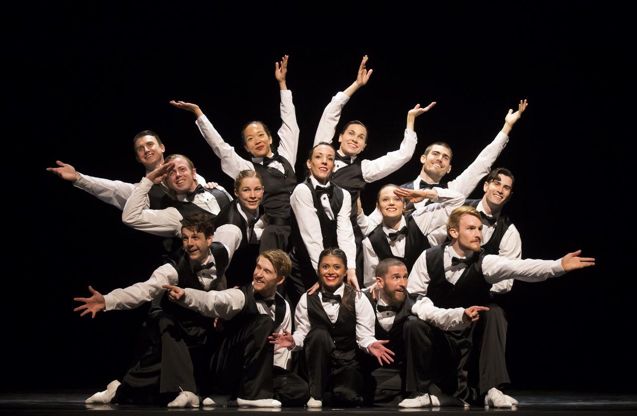 Dance Review: HUBBARD ...