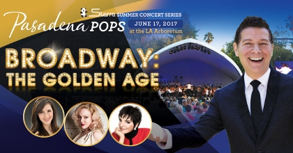 Post image for Los Angeles Concert Preview: BROADWAY: THE GOLDEN AGE (Michael Feinstein, Liza Minnelli, Storm Large & the Pasadena POPS)