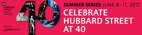 Post image for Chicago Dance Review: HUBBARD STREET DANCE CHICAGO (Season 39 Summer Series at the Harris)