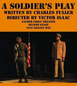 Post image for Los Angeles Theater Review: A SOLDIER'S PLAY (Sacred Fools Theater)