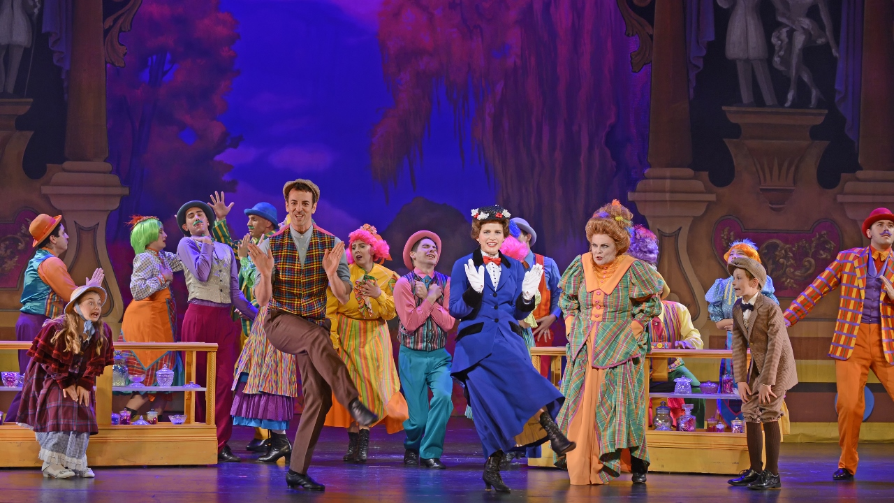 Theater Review Mary Poppins Musical Theatre West