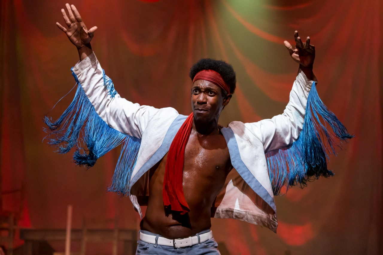 Theater Review Hair The American Tribal Love Rock Musical Mercury