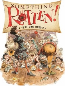 Post image for Theater Review: SOMETHING ROTTEN! (National Tour reviewed in Chicago)
