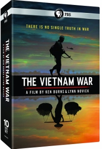 Post image for DVD Review: THE VIETNAM WAR: A FILM BY KEN BURNS AND LYNN NOVICK (PBS Distribution)
