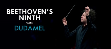 "Post image for Los Angeles Music Review: BEETHOVEN'S NINTH & COPLAND'S ""FANFARE FOR THE COMMON MAN"" & ""LINCOLN PORTRAIT"" (Gustavo Dudamel, LA Phil)"